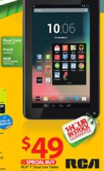 $49 RCA RCT6378W2 Tablet is Guaranteed Walmart Black Friday 2013 Doorbuster Deal